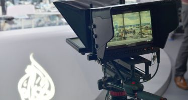 New Blackmagic Design Live Production Workflow installed at Al Jazeera