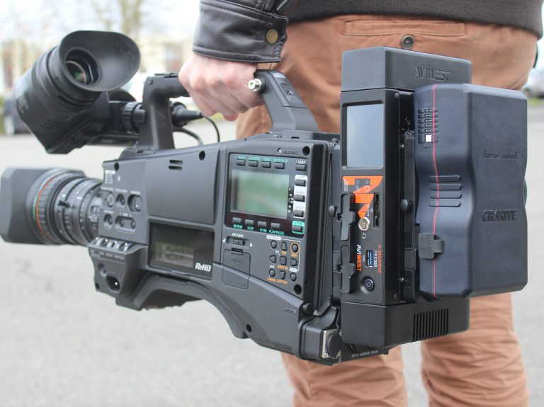 AVIWEST will show its Pro3 Series at BVE2019