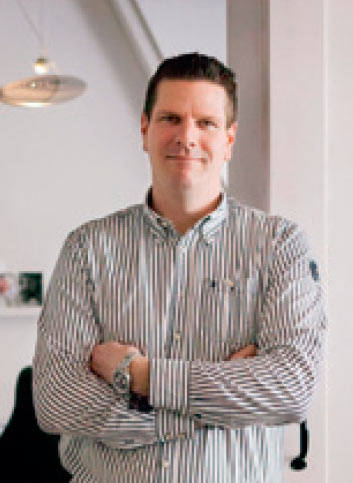 Picture of André Kamps, CEO of Elements