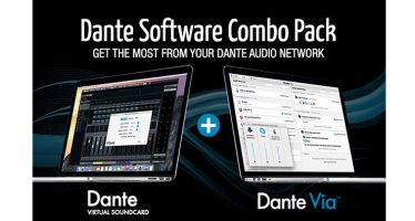 Audinate Announces Dante Via and Dante Virtual Soundcard Bundle