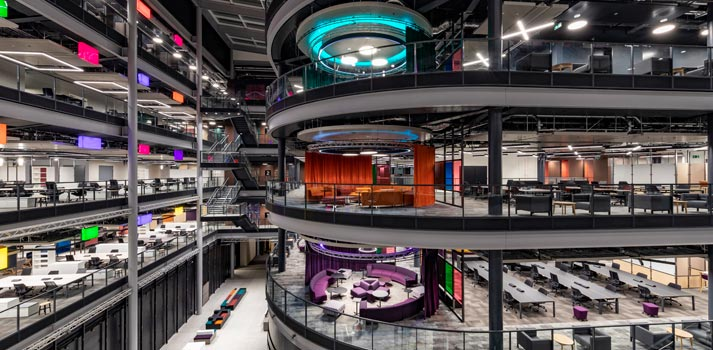 New facilities of BBC Wales powered by Grass Valley IP technology
