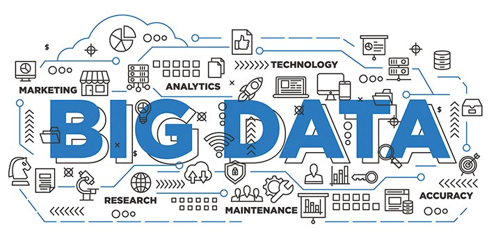 Header of a Big Data report offered by Qligent