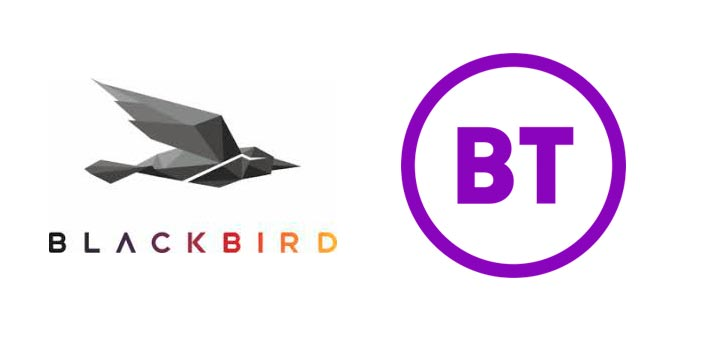Blackbird provides cloud native video editing and publishing for BT