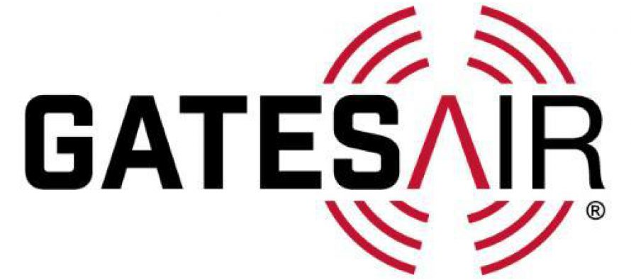 GatesAir to Showcase Efficiency and Performance Gains for the Future RF Plant at the 2016 NAB Show
