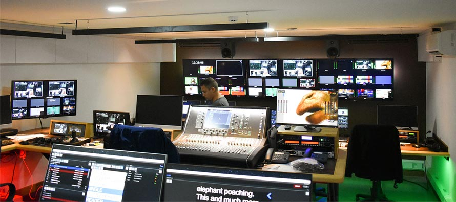 Broadcast Solutions, Switch TV
