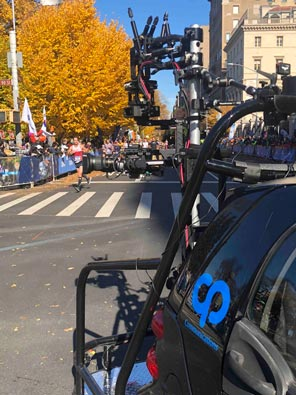 CP Communications, NYC Marathon