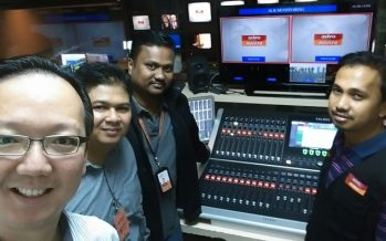 JAA Systems Sdn Bhd (JAA.S) has sold the first-ever Calrec Audio console into Malaysia