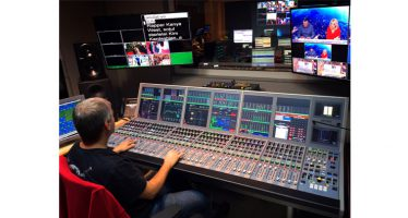 Romania's Pro TV upgrades with Calrec's Artemis Beam