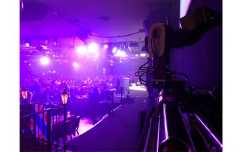 Camera Corps partnered with IMG Productions for the BDO World Darts Championships