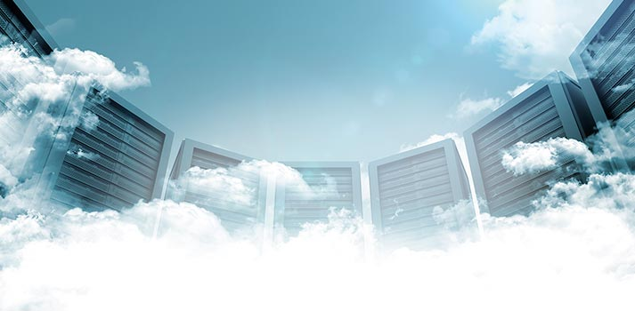 Cloud Computing - Stock image 1