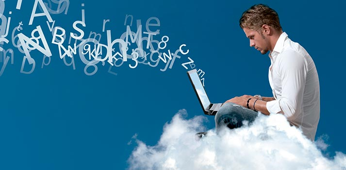 Cloud Computing - Stock image 3
