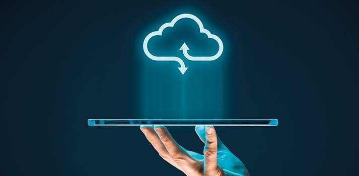 Cloud Computing - Stock image 4