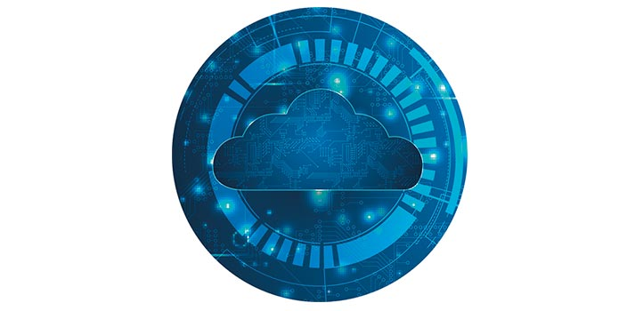 Cloud Computing - Stock image 6
