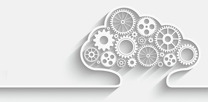 Cloud Computing - Stock image 7