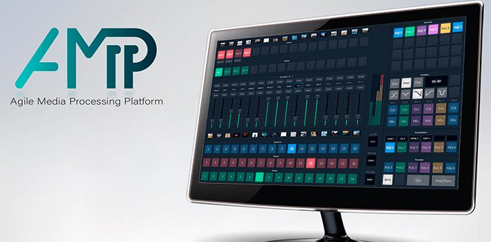 Corrivium selects Grass Valley's AMPP to stream its virtual events