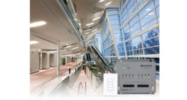 Crestron launches new in-wall and centralized 0 – 10V control for LED lighting