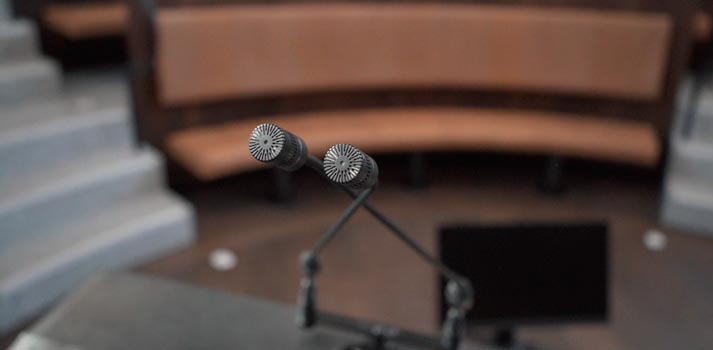 The Royal Academy of Arts has integrated new DPA Microphones