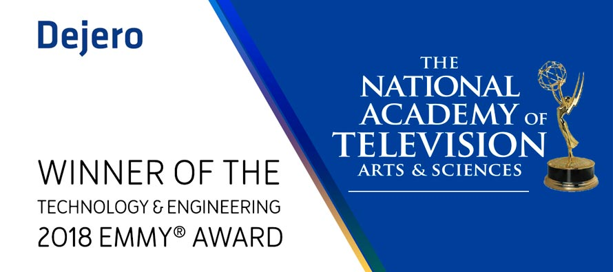 Dejero, Technology & Engineering Emmy Award