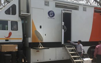 Doordarshan goes IP with Lawo in new OB truck