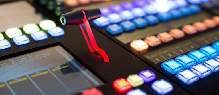 Dyvi software defined production switcher developed by EVS