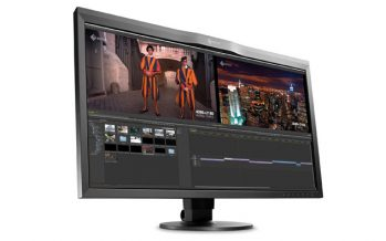 Laboratory test on the ColorEdge 318-4K monitor by Eizo