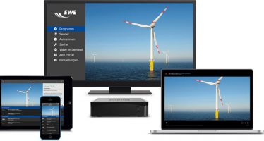 EWE deploys IPTV solution with Zattoo and ABOX42
