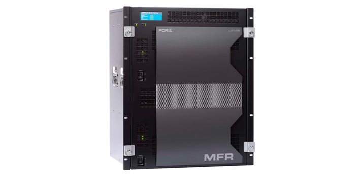 FOR-A 4K/8K workflows ready MFR 6100