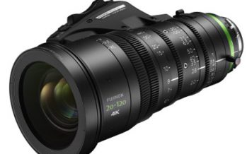 "New 4K-compatible high zoom ratio cine lens ""FUJINON XK6x20"""