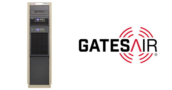 Flexiva radio transmitter by GatesAir