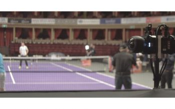 Focal Point VR completes live streaming Champions Tennis