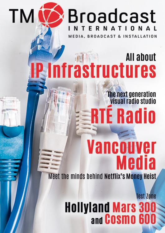 Cover of TM Broadcast International 71