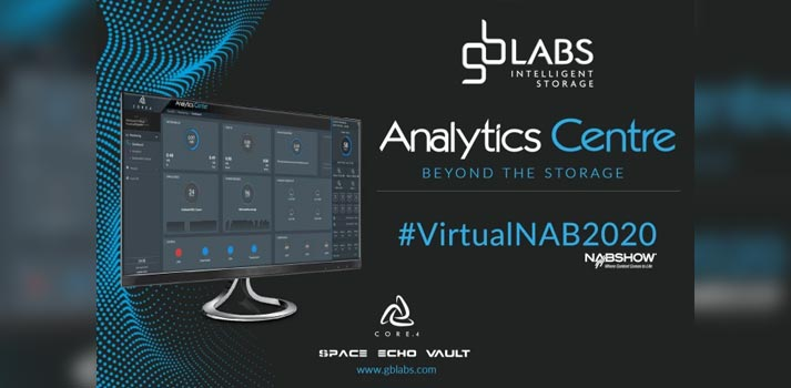 GB Labs Analytics Centre at VirtualNAB