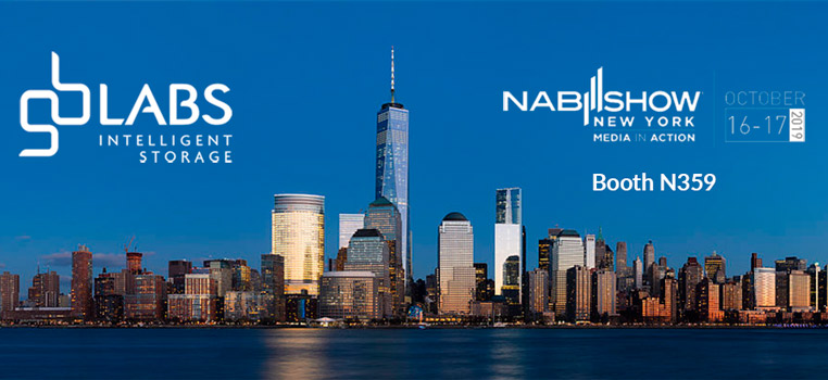 GB Labs at NAB Show NY 2019
