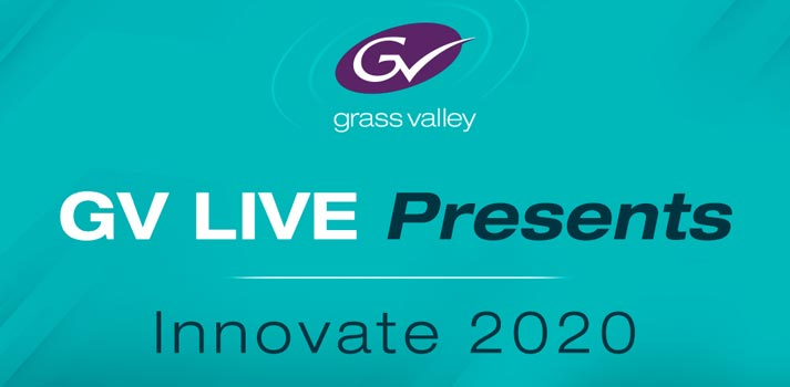 Promo pic of GV Live Presents Innovate 2020