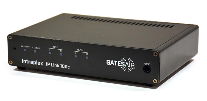 GatesAir IP Link 100c Intraplex