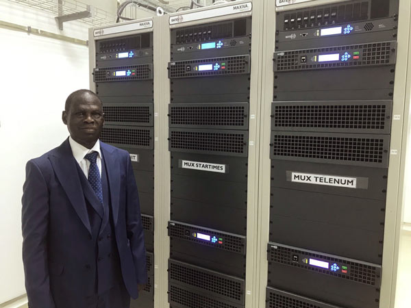 Equipment that GatesAir will deployed to enhance the Ivory Coast's DTV