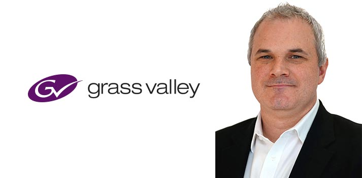 Tim Shoulders, CEO at Grass Valley