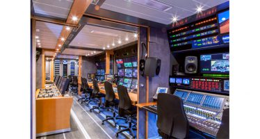 HD Broadcast upgrades its HD1 mobile production truck with Riedel's MediorNet