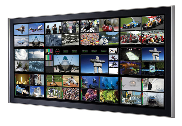 EPIC Multiviewer of Imagine Communications