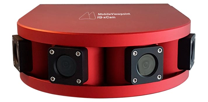 IQ-xCam Pro solution by Mobile Viewpoint