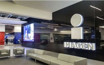 Imagen Television begins broadcasting as the third national channel of Mexico