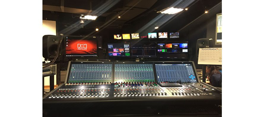 Lawo helps RCN Colombia to upgrade studios