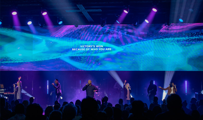 VITEC streaming solutions deployed at Life Church