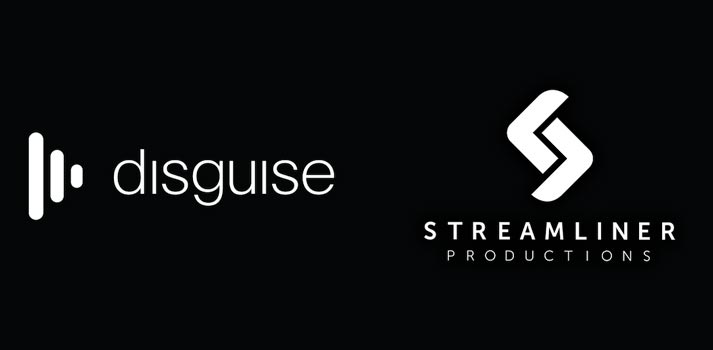 Logos of disguise and Streamliner productions