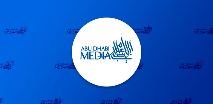 Logo of Abu Dhabi Media