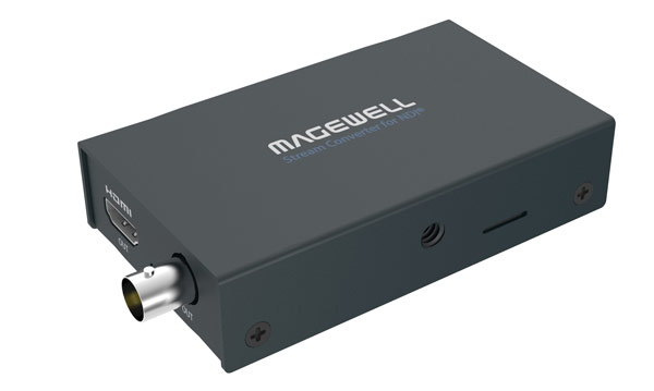 Image of the Pro Convert AIO RX decoder of Magewell