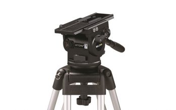 Miller Camera Support Equipment introduces its newest products to Japanese market at Inter BEE