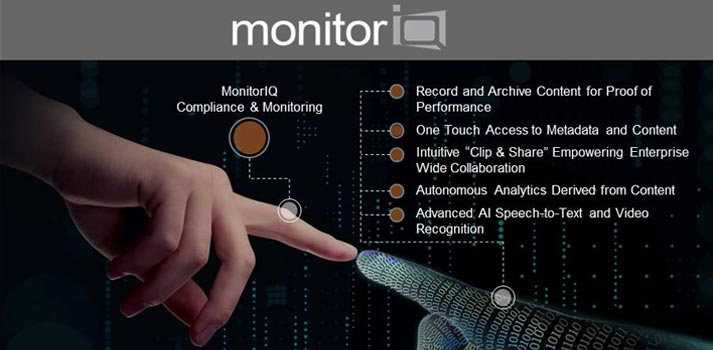 New features of MonitorIQ7 by Digital Nirvana