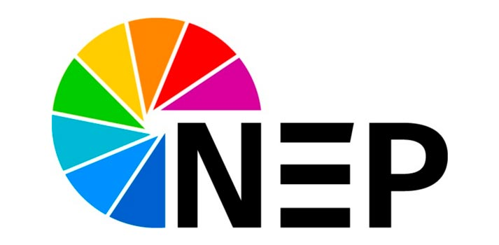 Logo of NEP Group
