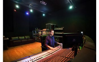 Multitasking at Nevo Sound Studios with DiGiGrid